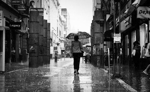 Black And White Photography City Rainblack Rain Street Image 168027 Fu6xBTLN