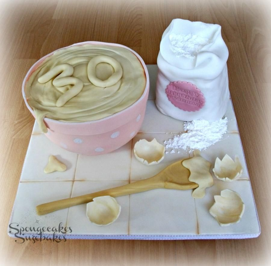 Bakers Birthday Cake! Cakes & Cake Decorating ~ Daily ...