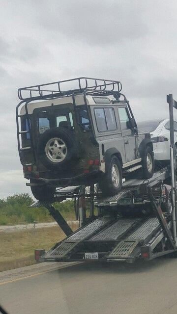 On i 80 near ottawa il land rover buddy land rover defender will be in my garage - Land rover garage near me ...