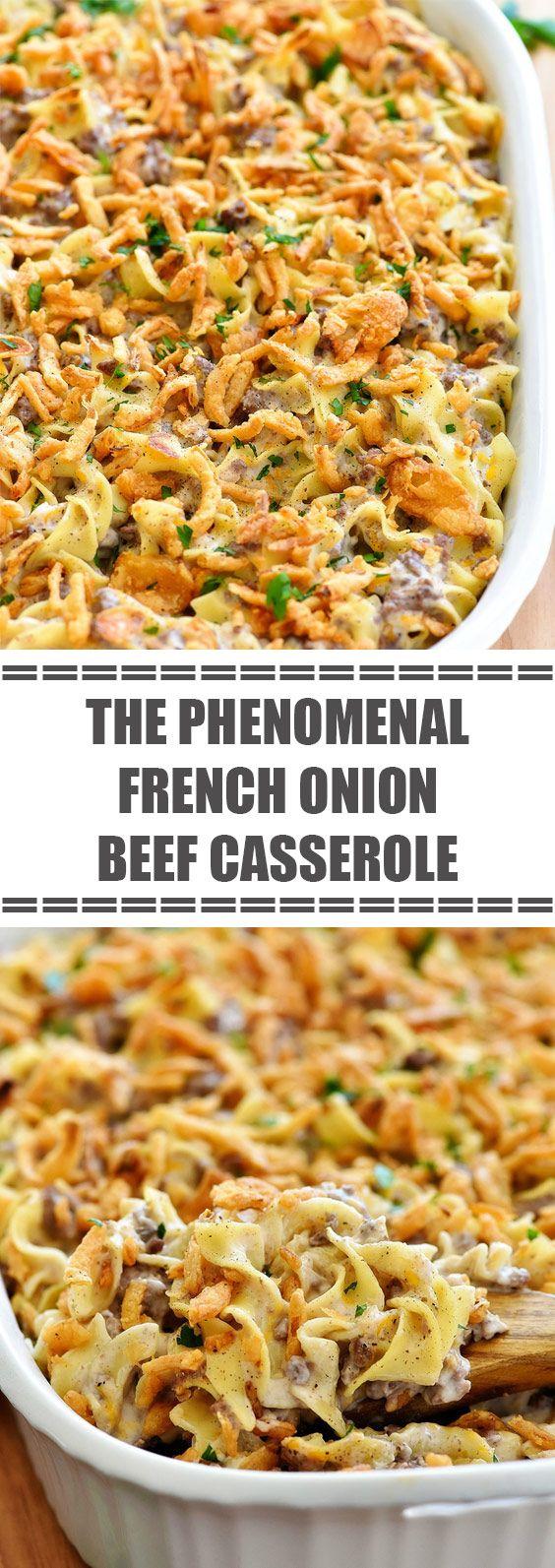 The Phenomenal French Onion Beef Casserole Bookinghotel Live Beef Casserole Recipes French Casserole Recipe Beef Casserole