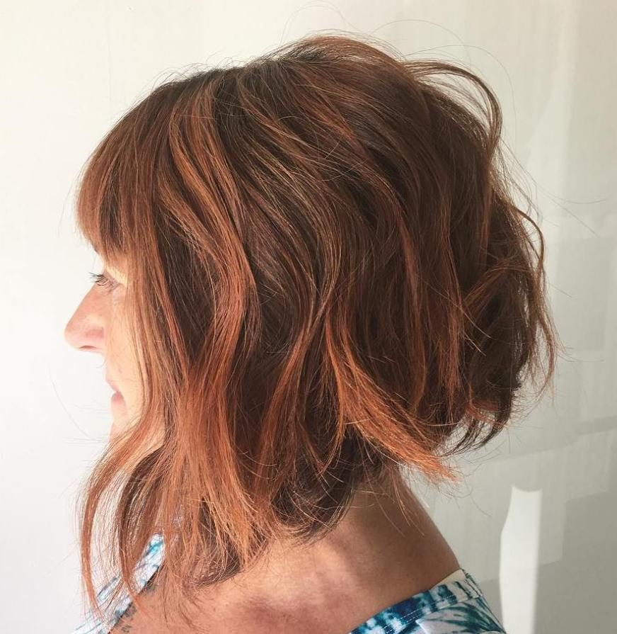 New Hairstyles For Women 80 Best Modern Haircuts And Hairstyles For Women Over 50  Copper
