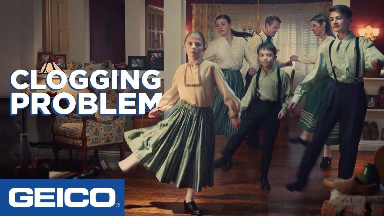 These Renters Have A Clogging Problem GEICO Insurance