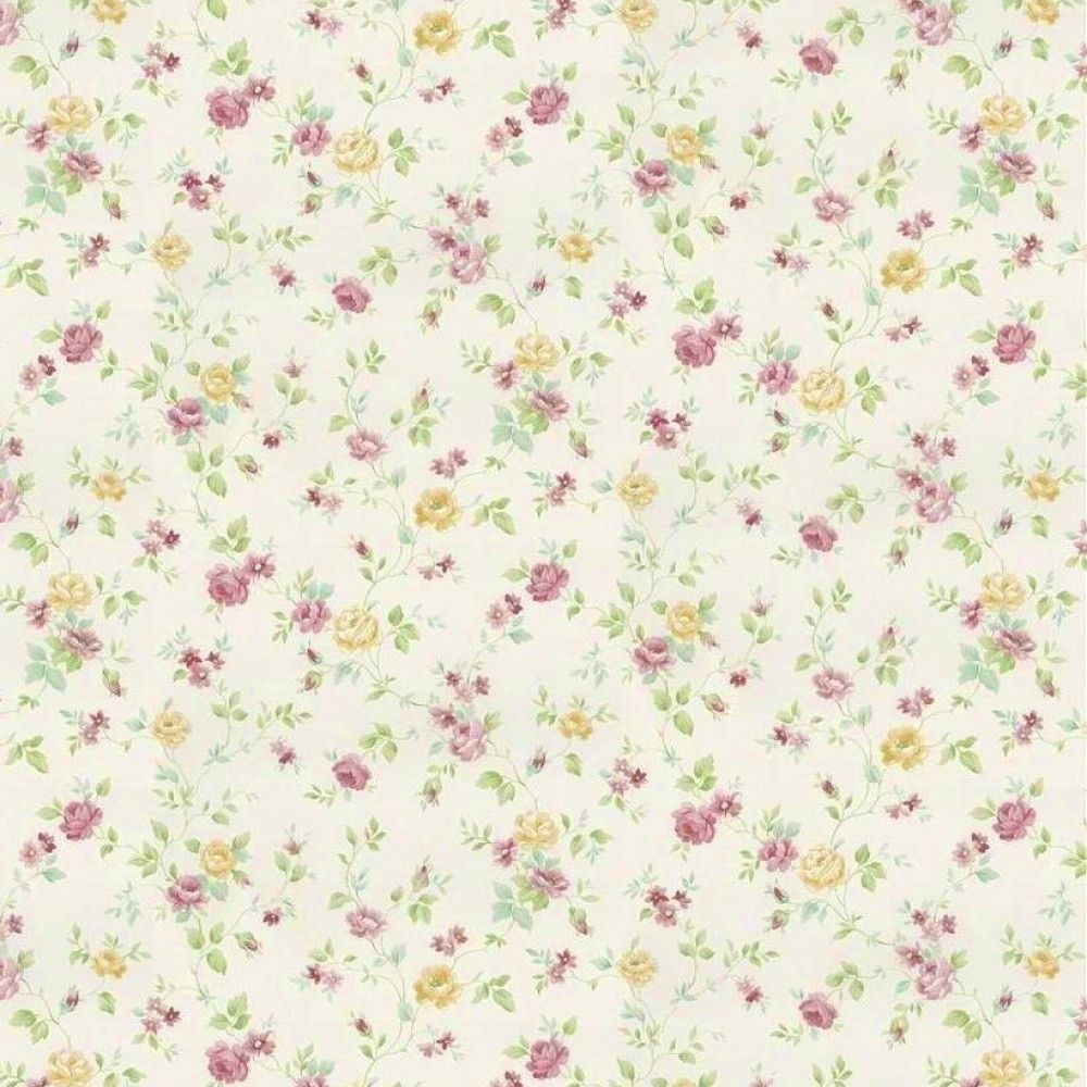 pastel floral wallpaper these - photo #49