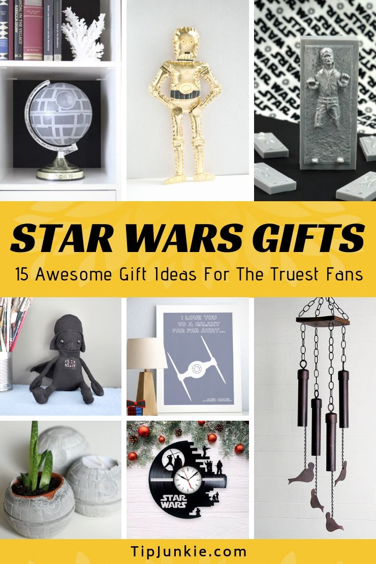 Diy Star Wars Gifts For Your Jedi To Wear Decorate And Use Diy Star Wars Gifts Star Wars Diy Star Wars Gifts