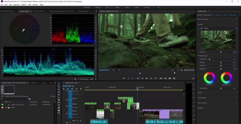 Video Editing Software The 17 Best Tools For 2020 Video Editing Software Free Video Editing Software Video Editing