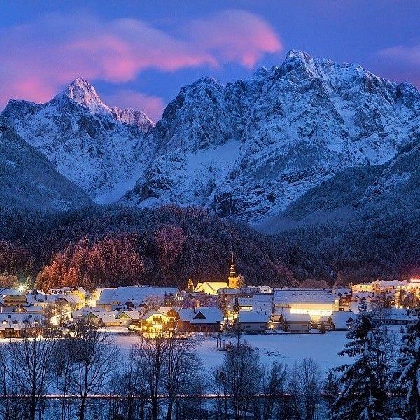 Pin on Winter in Slovenia winter sports, ski centres