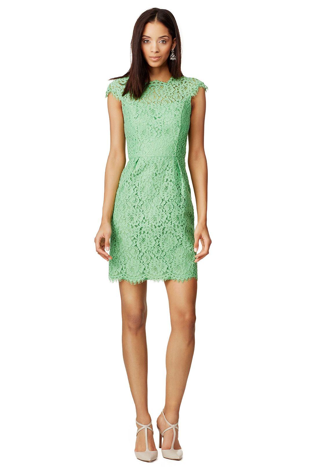 Black lace dress for summer wedding  Shoshanna Apple Olivia Dress RTR  BEAUTY Clothing  Pinterest