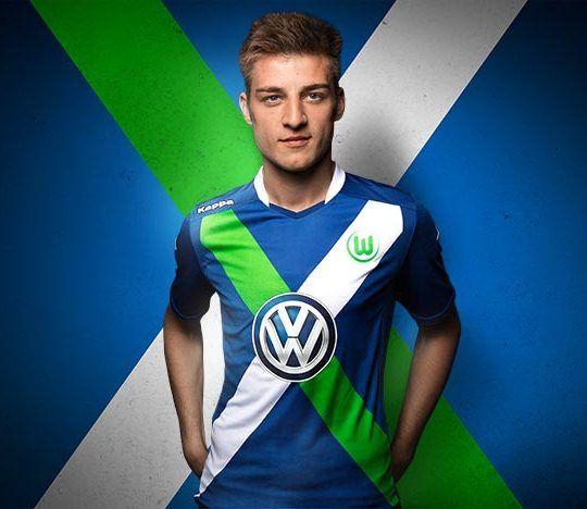 44a7b26e5 VfL Wolfsburg 2014 15 Kappa Third Kits