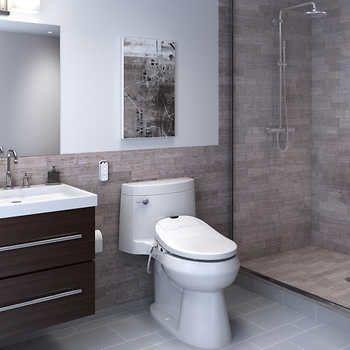 Brondell Swash Cl825 Bidet Toilet Seat Bidet Toilet Seat Bidet
