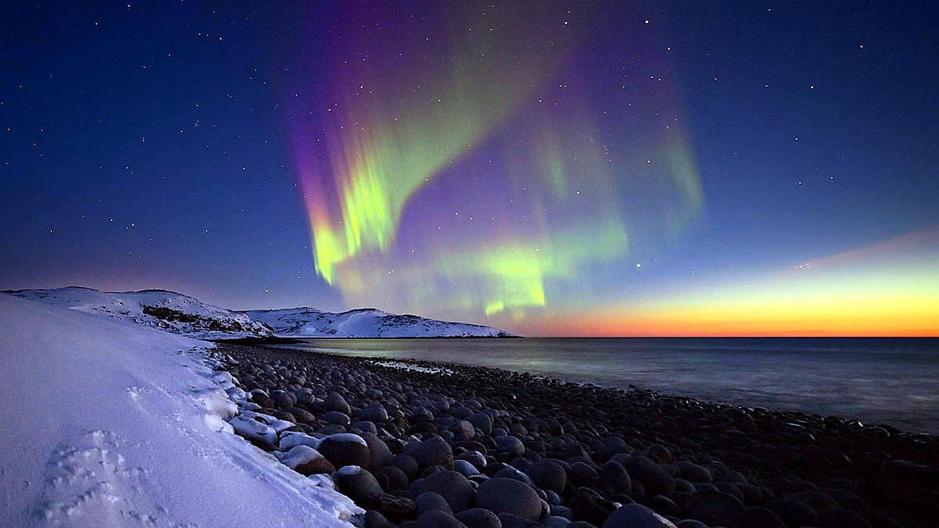 Aurora borealis 5 hd screensavers hd image wallpaper for Aurora boreale sfondo