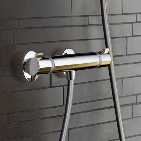 Shower fixtures, shower faucets & shower controls | Hansgrohe US ...