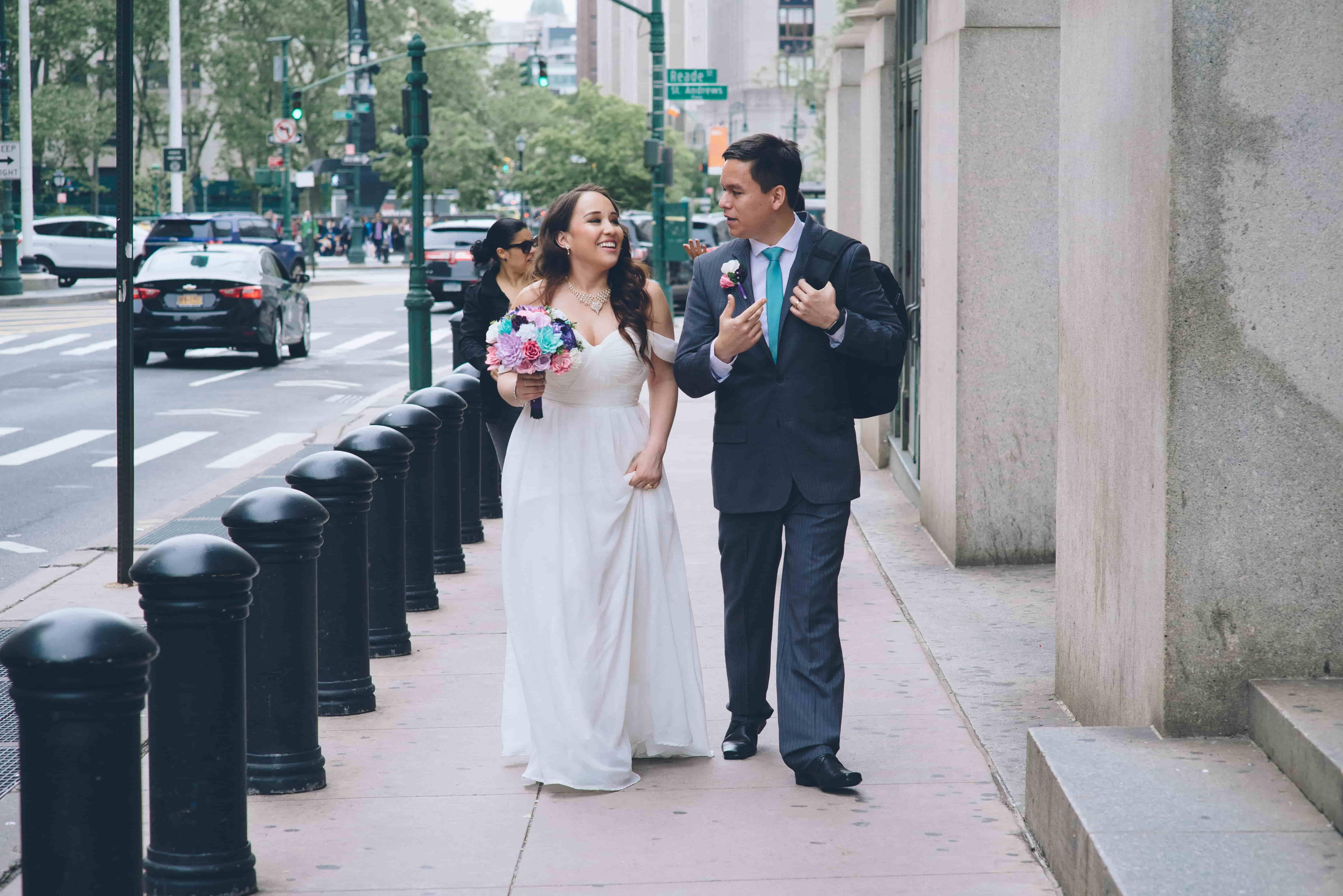 City Hall Wedding Photography Affordable 299