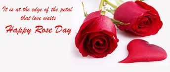 Romantic Rose Day Wishes For Partner Happy Rose Day Pinterest