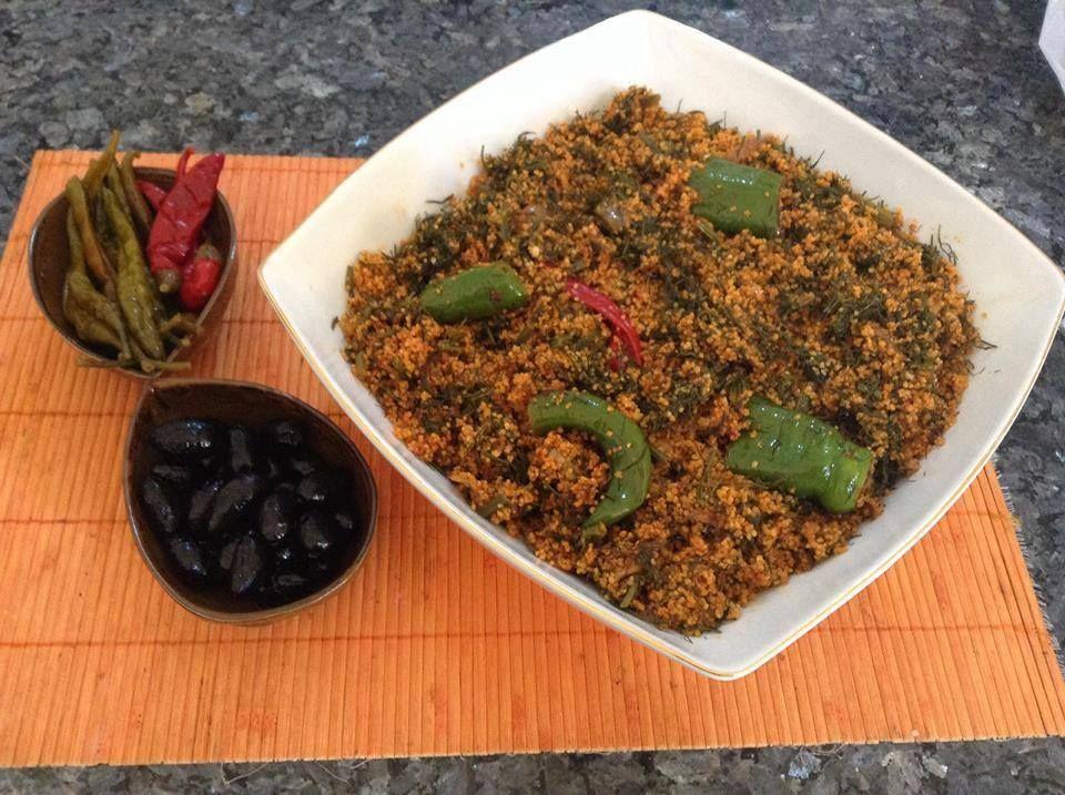 Couscous au fenouil cuisine pinterest couscous fenouil et tunisien - Recette cuisine couscous tunisien ...