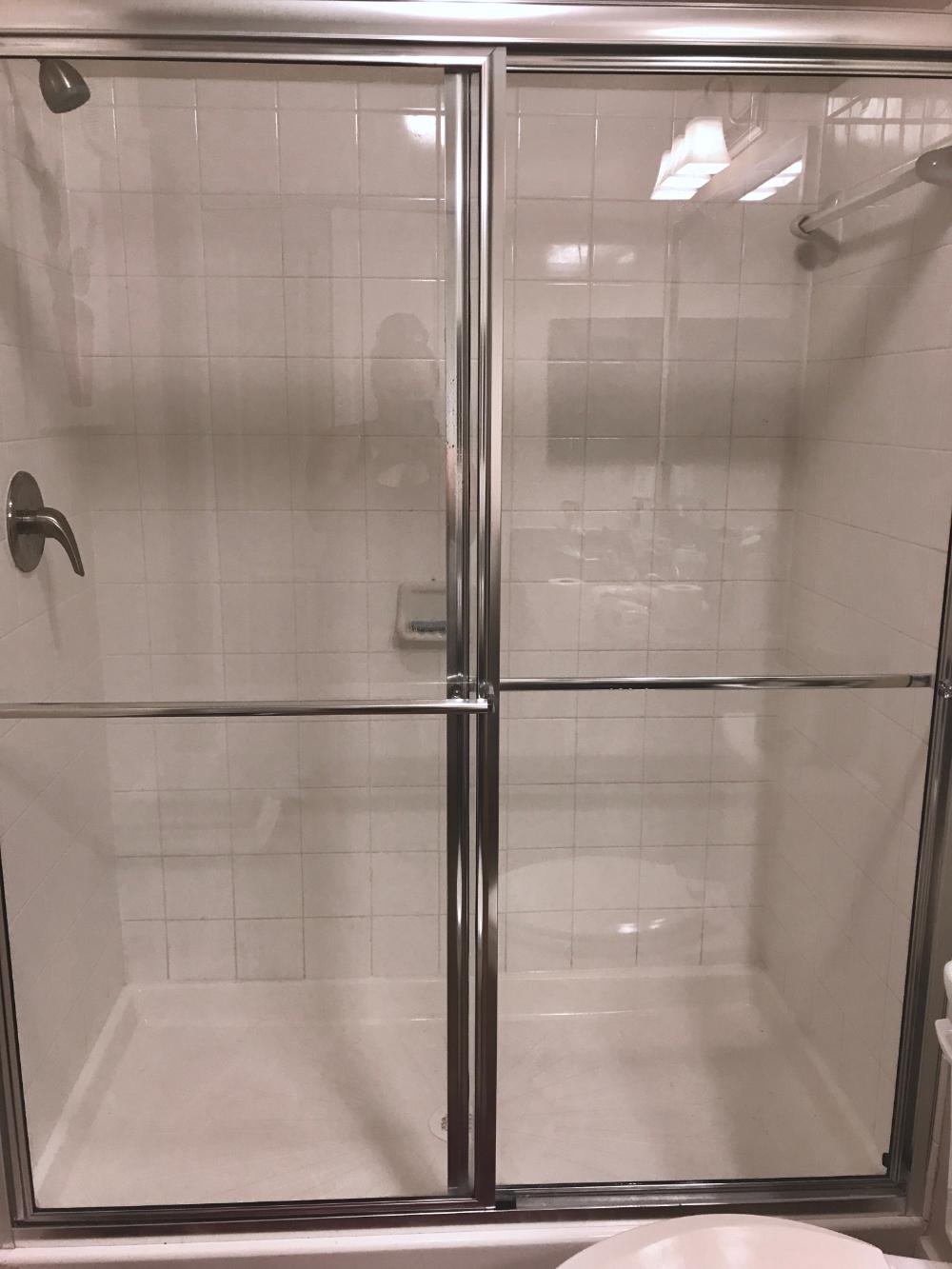 The Best Shower Cleaner Ever Diy Shower Cleaner Best Shower Cleaner House Cleaning Tips
