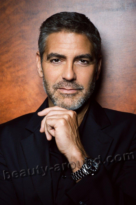 Джордж Клуни самый брутальный мужчина в мире фото   Джордж ...