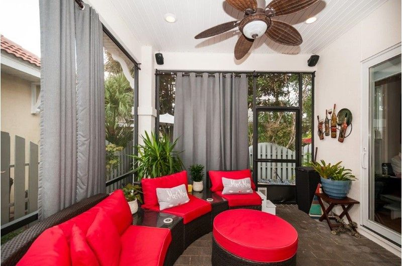 Endless Summer Is An Upscale Luxurious Vacation Home Just