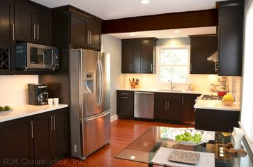Bertch Legacy Kitchen Cabinets. The door style is quincy ...