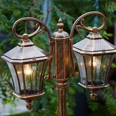 Подсветка частного дома снаружи: как правильно сделать ...
