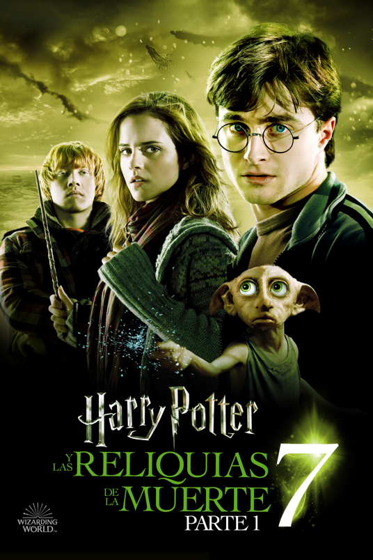 Harry Potter y las Reliquias de la Muerte - Parte 1 en iTunes