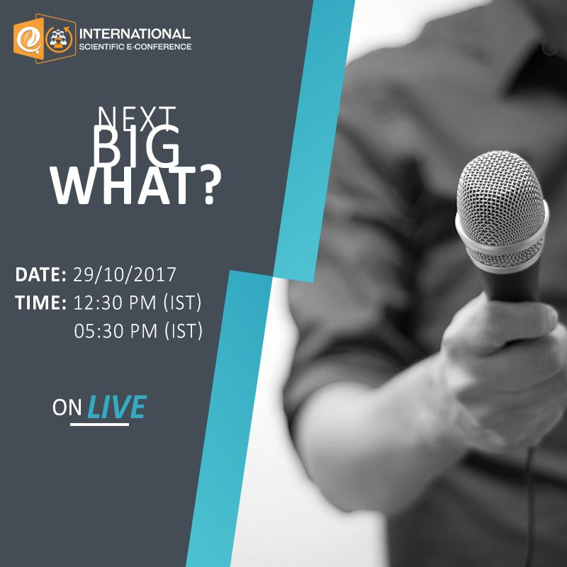Final Day!! What are you waiting for? #JustLogin World's Biggest e- Conference on #live. Join us today at, #Facebook : http://bit.ly/2izOpKZ  Session:1 ...