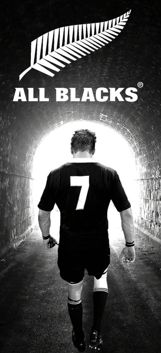 Pride All Blacks Richie Mccaw Rugby Sport All Blacks Rugby Rugby League