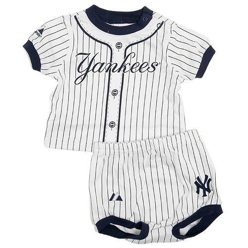 Newborn New York Yankees Clothing Yankees Newborn