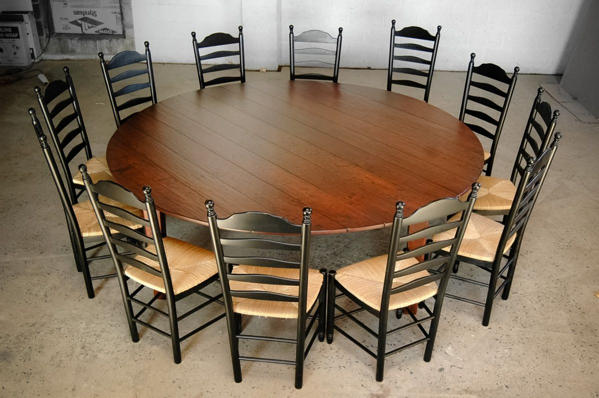 Round Pedestal Tables Round Dining Room Table Round Dining Room Dining Table Rustic