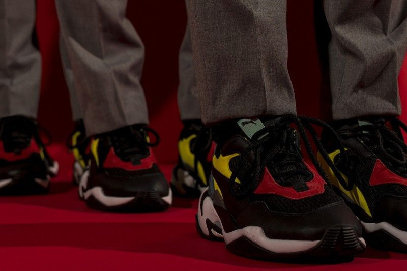 1afae1ff0d1828 Buy PUMA Thunder Spectra + Review
