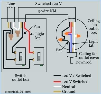 Image Wiring Diagram For 3 Way Switch Ceiling Fan Bathroom