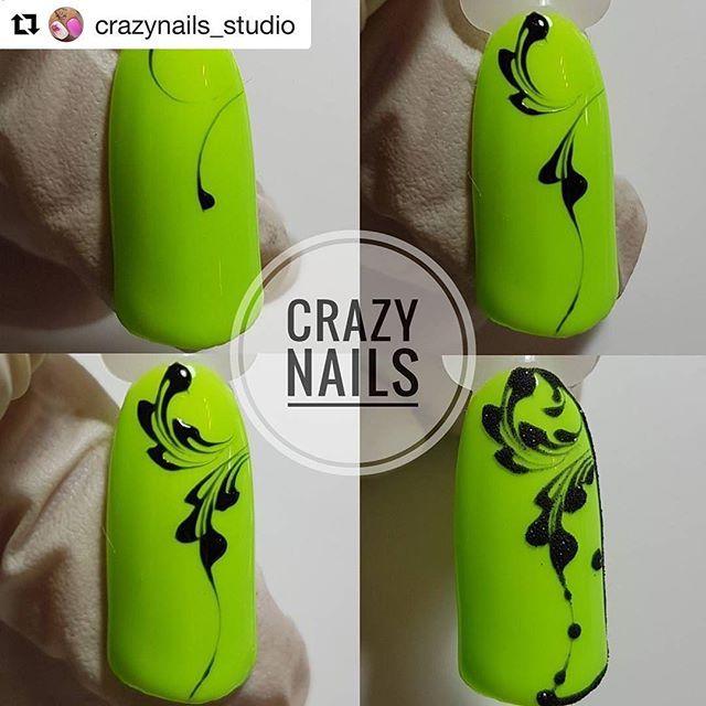 Green nails | nägel | Pinterest | Uñas swag, Decoración de uñas y ...