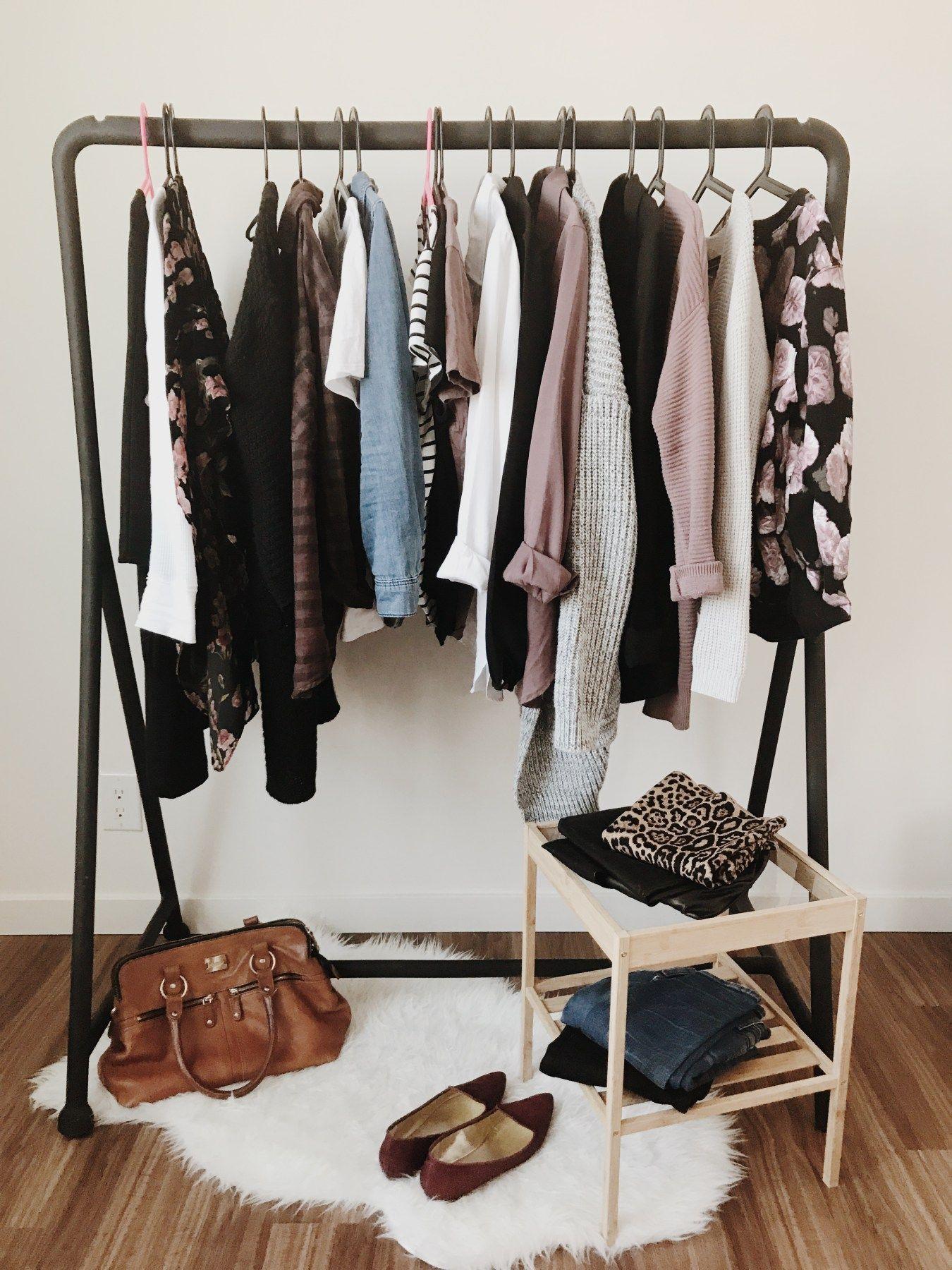 Capsule Wardrobe Part 2 Planning