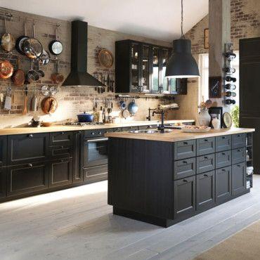Cuisine Ikea Le Nouveau Concept De Cuisine Metod En 25 Images La