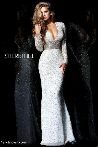 4b86dc116e39 Sherri Hill 1559 Long Sleeve Formal Dress in 2019 | TO WEAR IN PARIS ...