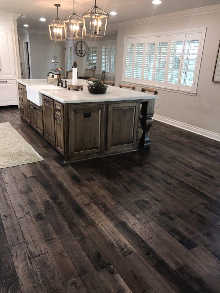 """Storehouse """"Barrel"""" White Oak floor from Real Wood Floors"""