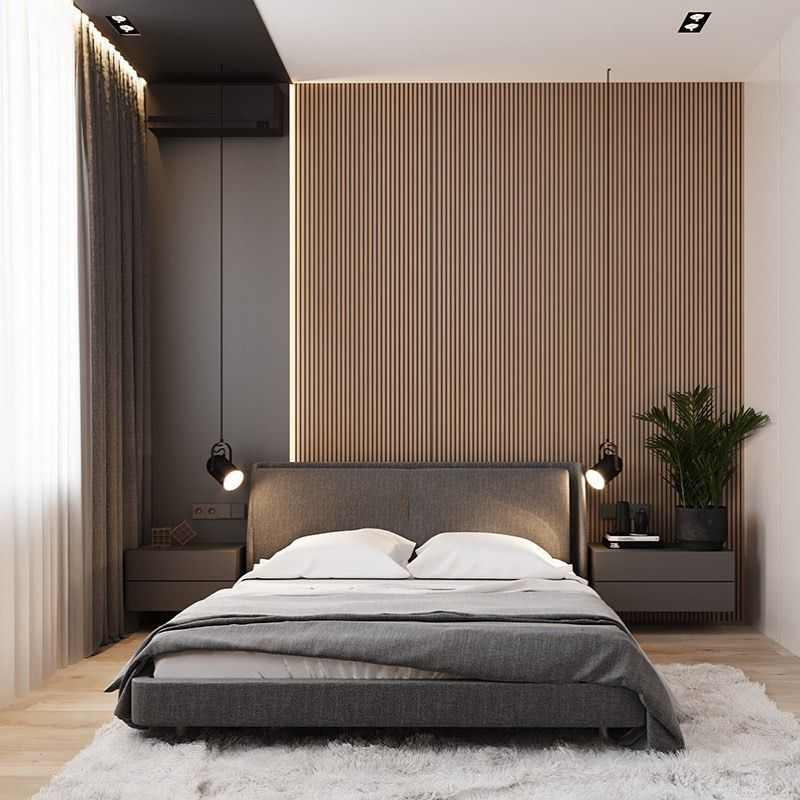 51 Modern Bedrooms With Tips To Help You Design: Paulmann SimpLED Szalag Szett 5m 3000K 960 Lumen 17W IP44
