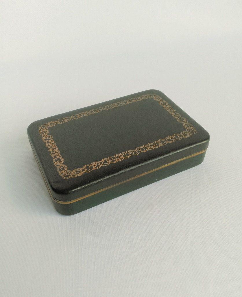 Vintage Jewelry Box Small Box Farrington Jewelry Organizer