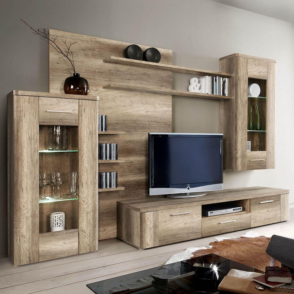 Frisch Wohnzimmermöbel Eiche Wardrobe design bedroom