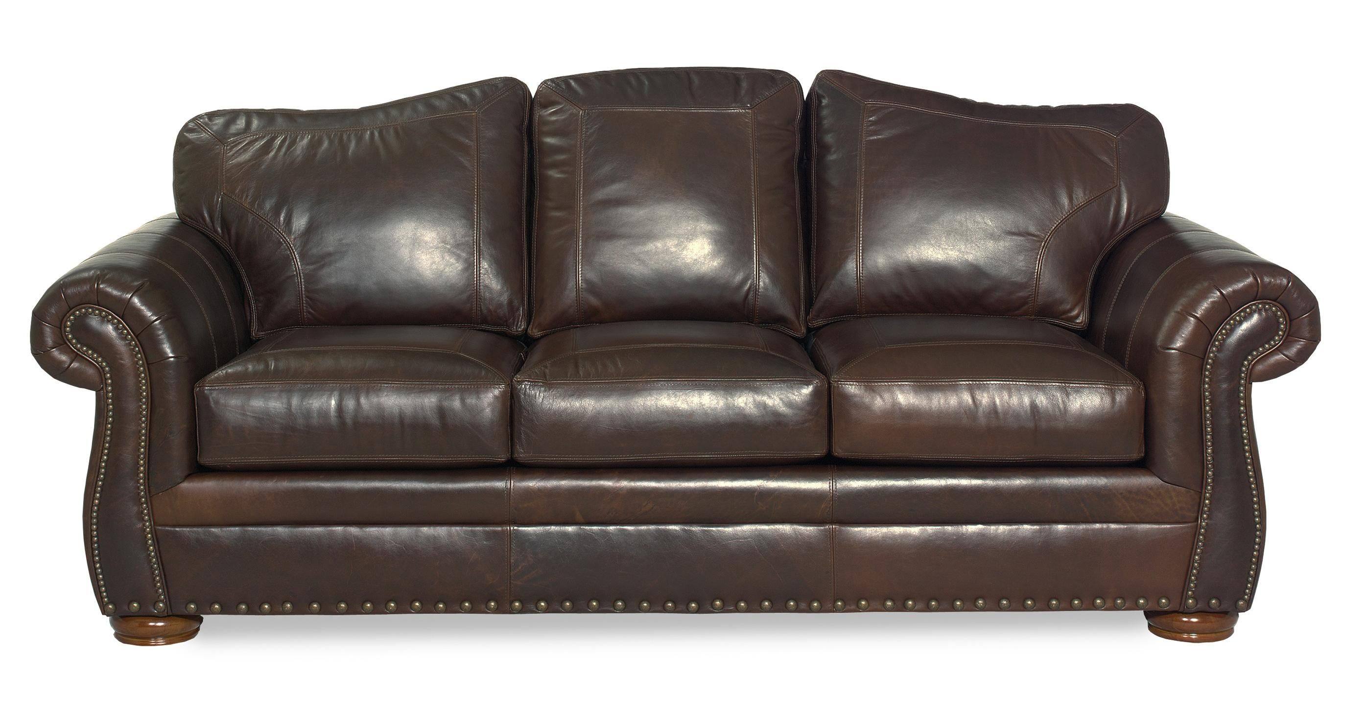 Wondrous Traditional Leather Sofa With Camelback And Rolled Arms Ibusinesslaw Wood Chair Design Ideas Ibusinesslaworg