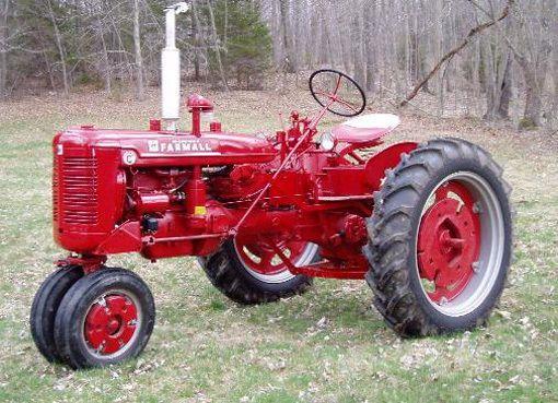 Ih Farmall Super C Owners Manuals Parts Catalog Tc 44 Farmall Farmall Super C Vintage Tractors