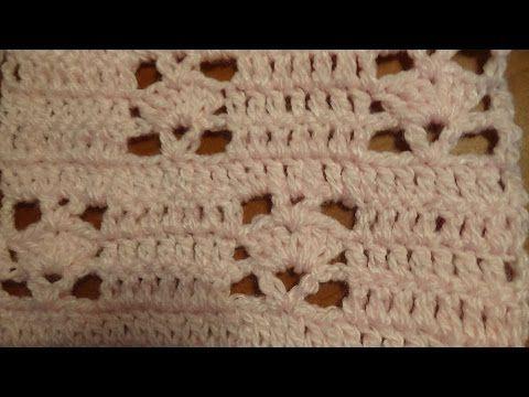 Puntada a crochet, rápida y divertida. Muestra No. 59 - YouTube ...