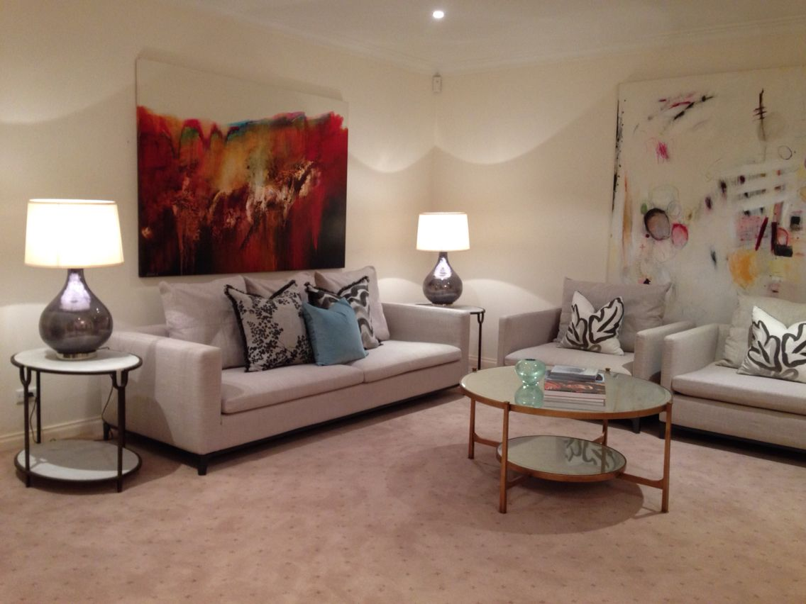 Interior design on pinterest fine art large painting for Interior designs by michelle