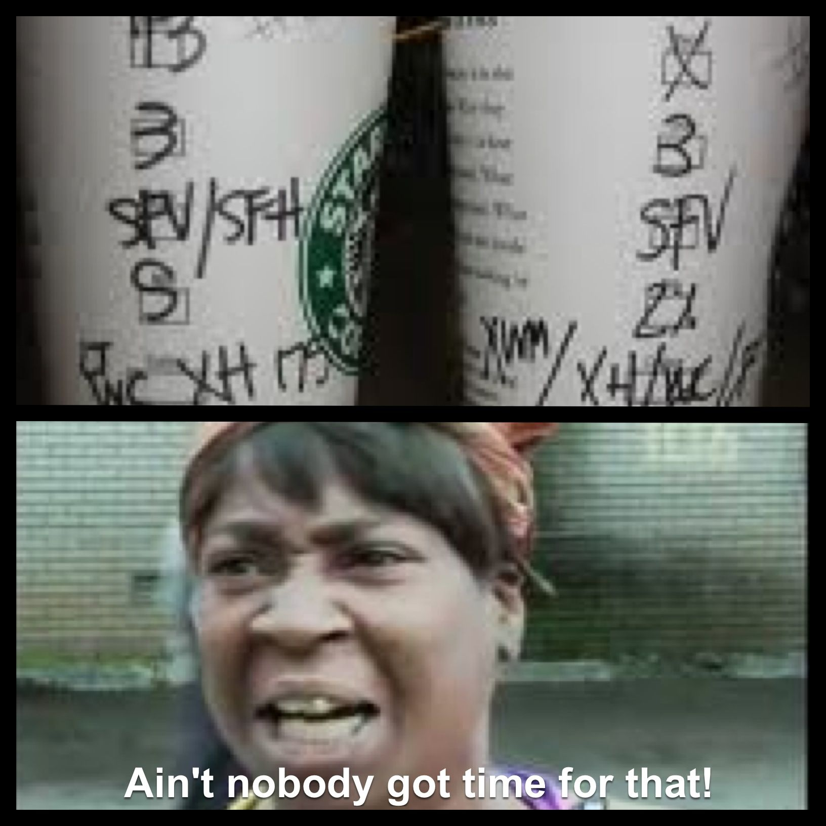 Barista Problems Barista Starbucks Funny Coffee Barista
