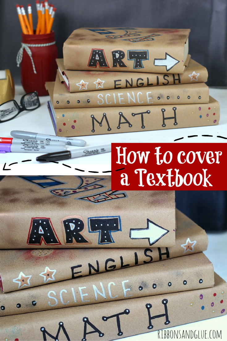 How to Cover a Textbook | !! Top Bloggers