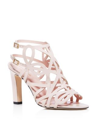 cheap newest 2015 new cheap online Kate Spade New York Cutout Ankle Strap Sandals eqXov5fX