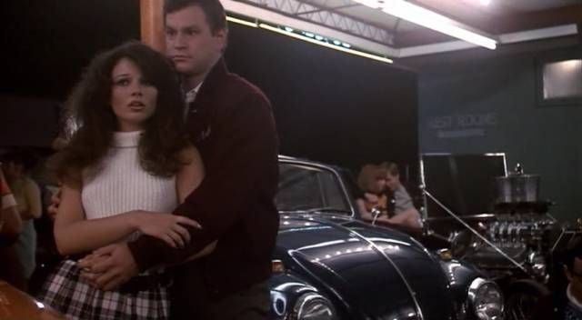 2 beetles in Hollywood Knights  | In The Movies, Car's, Trucks