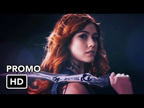 Shadowhunters Season 2 Exclusive Promo | Shadowhunters Can't Be Broken - YouTube