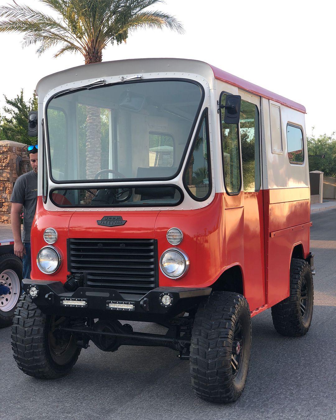 Jeep, Jeep Concept, Rock Crawler