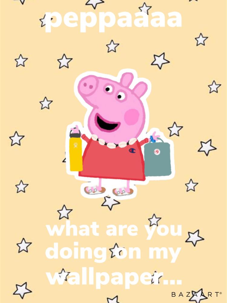 Vsco Peppa Pig Wallpaper For Laptop