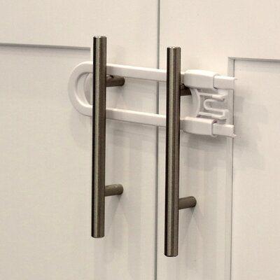 Jool Products Llc Sliding Cabinet Lock Child Safety